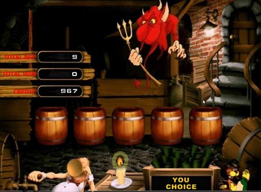Бонус гра на онлайн апараті Lucky Drink