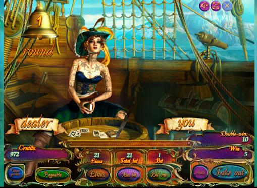 Ризик гра на апараті Pirate Treasures