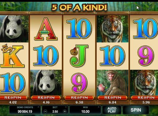 Символи ігрового онлайн автомата Wild Orient