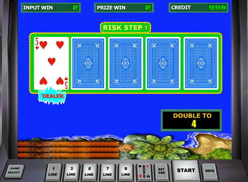 Ризик гра в автоматі Fairy Land 2